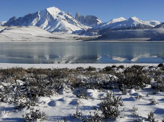 P.N.Torres del Paine sector Laguna Amarga