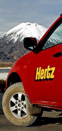 Hertz Chile