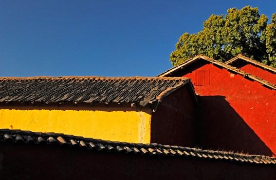 Arquitectura en adobe, Larmahue