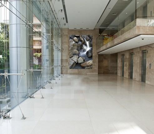 Hall acceso corporativo