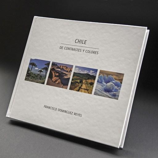 Libro Paisajes de Chile