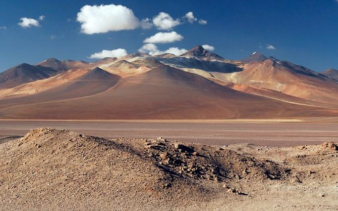 Volcán Copiapó