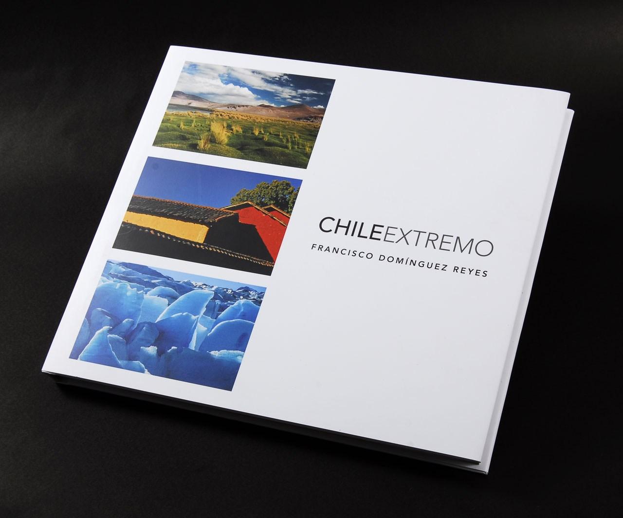 Libro CHILE EXTREMO
