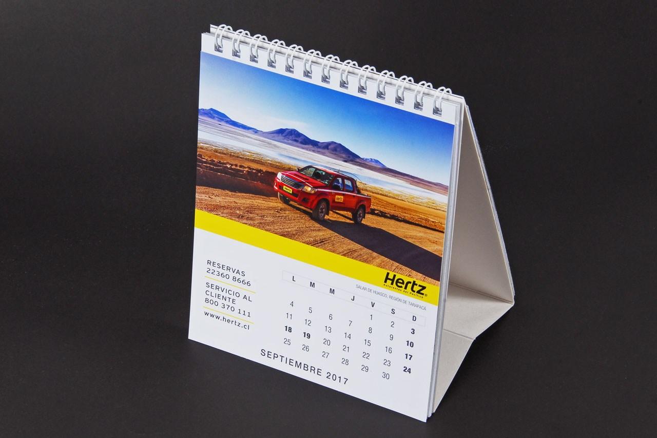 Calendario HERTZ